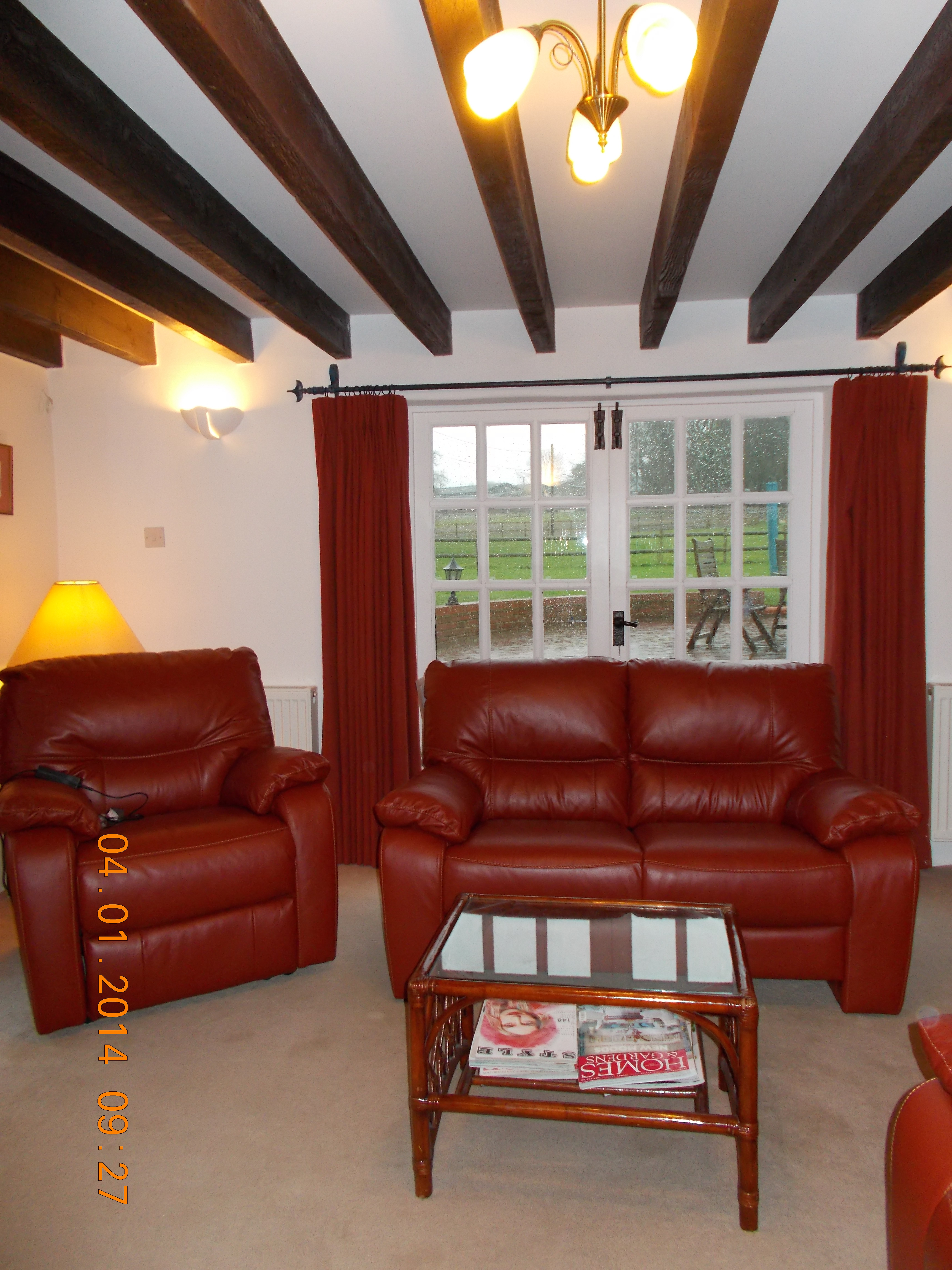 The South Wing Holiday Cottage Wimborne