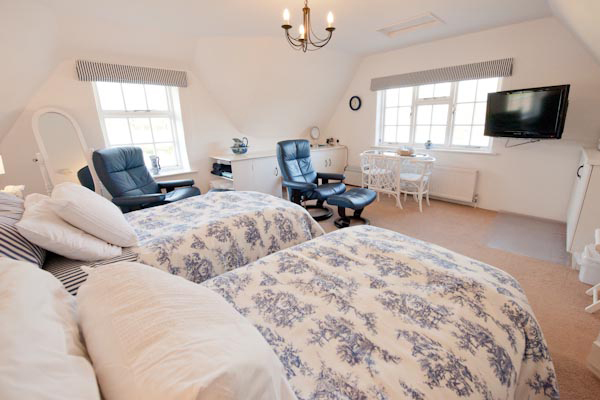 Accommodation - The Bluebell Suite, B&B Wimborne
