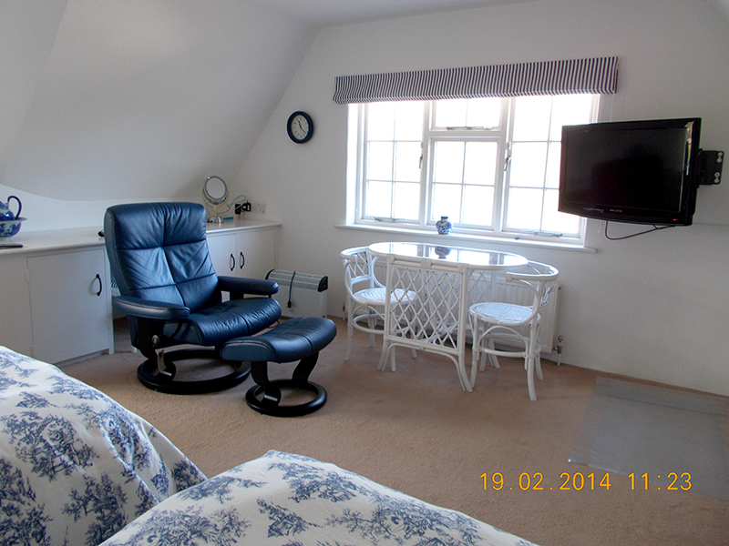 The Bluebell Suite