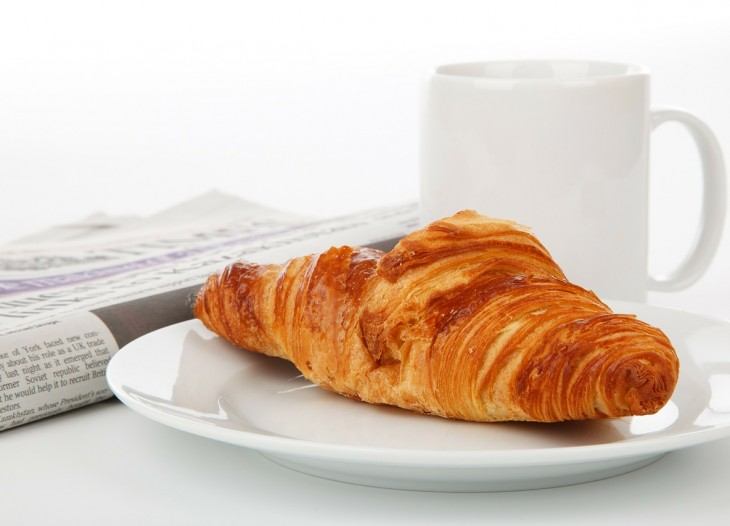 Continental Breakfast for Business Travel