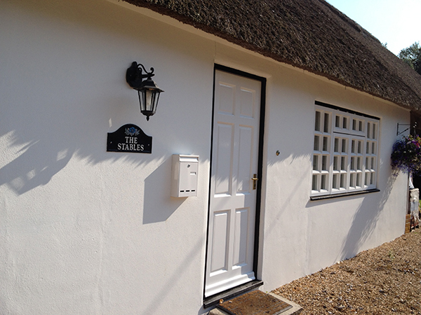 The Stables - Thatch Holiday Cottage Dorset
