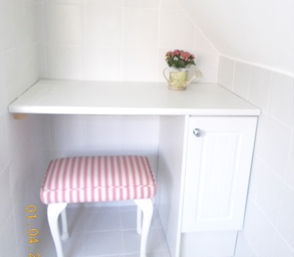 dressing Area Bed and Breakfast Wimborne