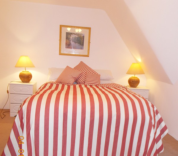 South Wing Holiday Cottage Bedroom Dorset